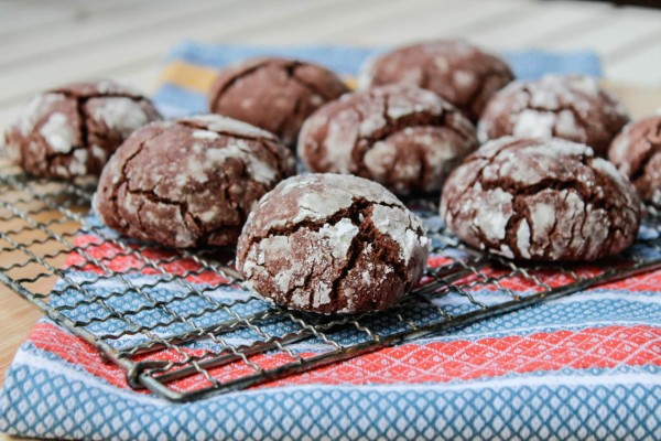 chocolate chai cookie-