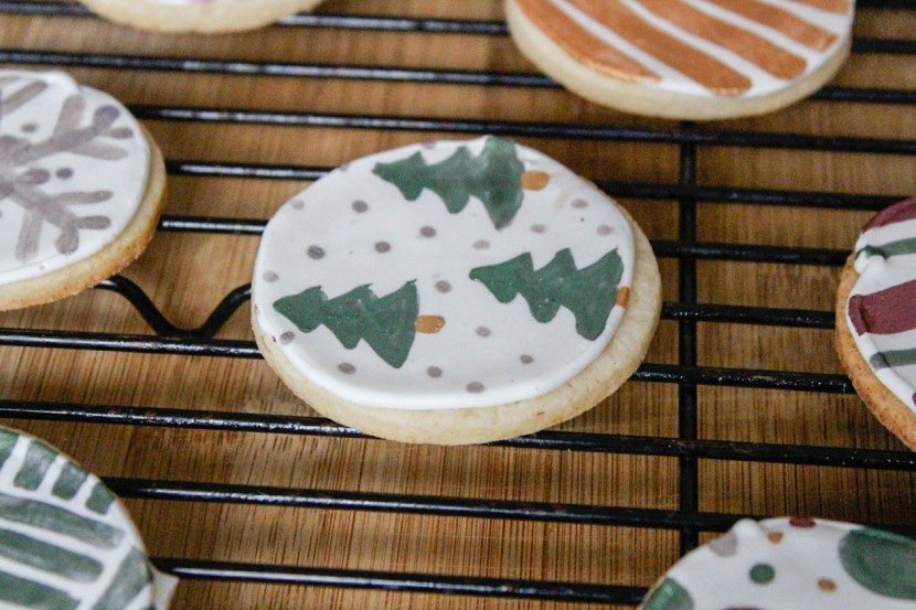 painted sugar cookies